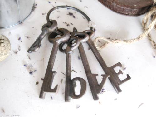 keys to love