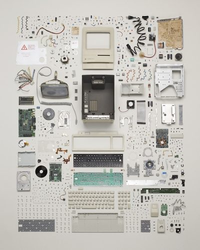 """""""Things Come Apart"""" series by Tom McClellan"""