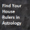 find your house rulers in astrology