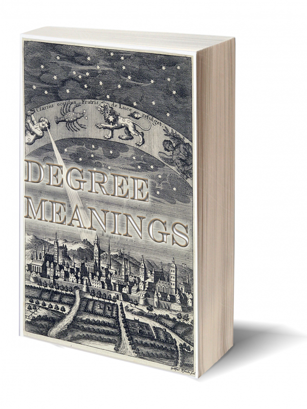 Degree Meanings Cover