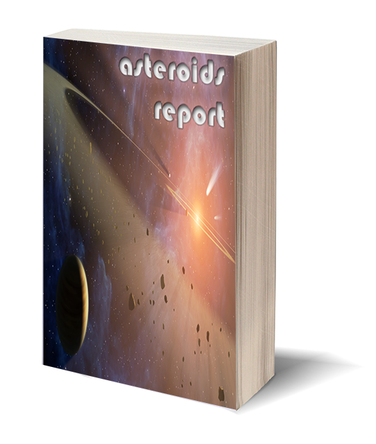 Asteroids Report Cover
