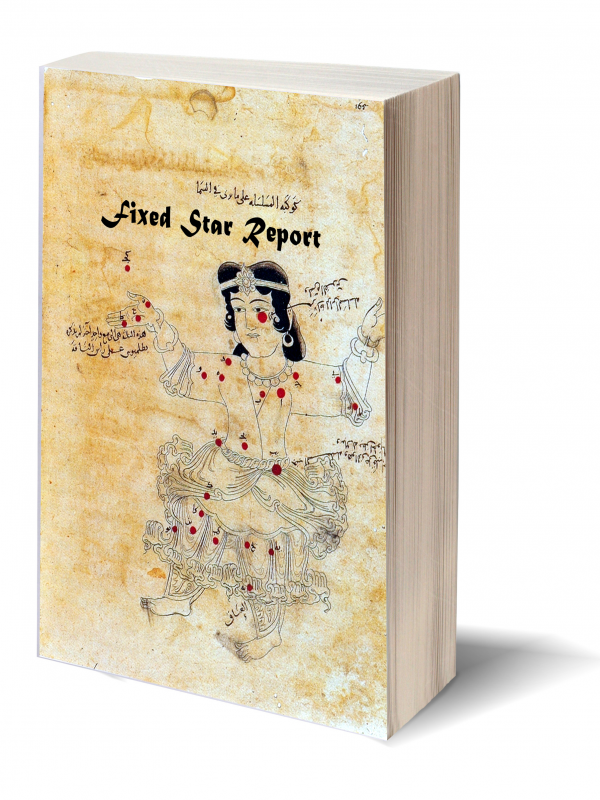 Fixed Stars Report Cover