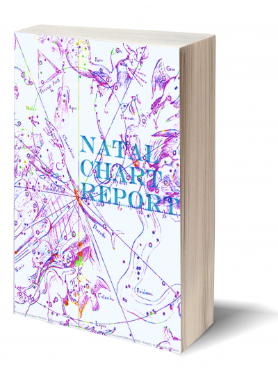 Natal Astrology Report Cover