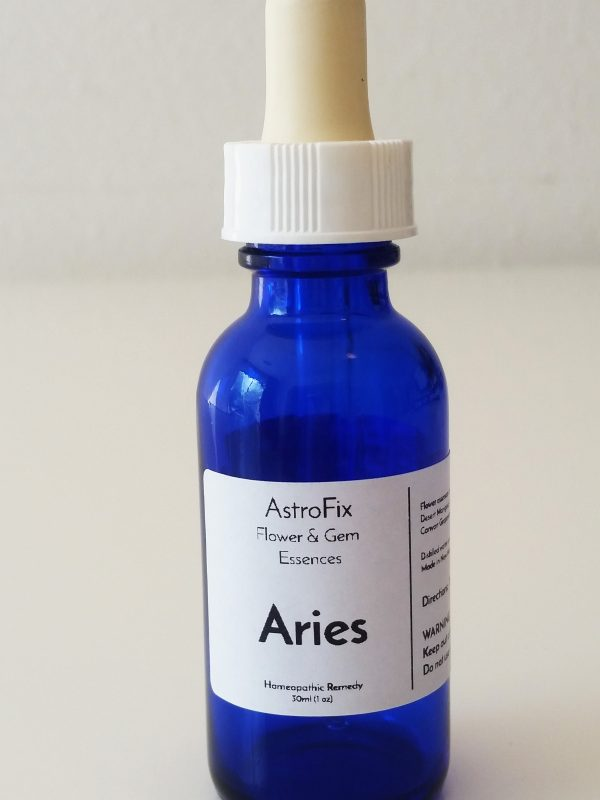 aries flower essence