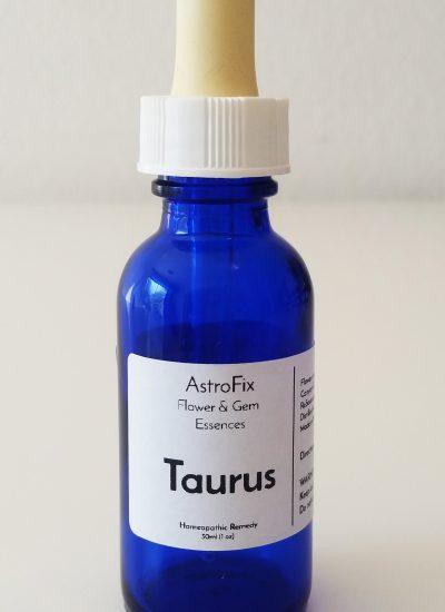 taurus flower essence