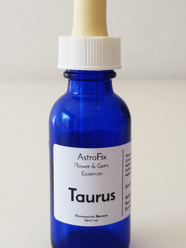taurus flower essence