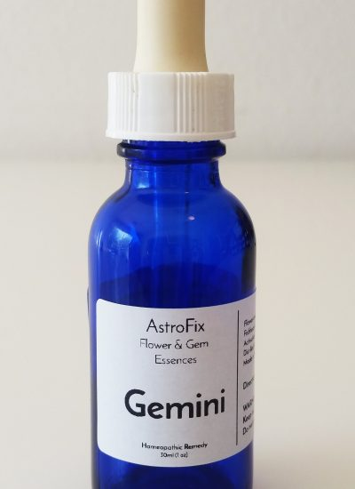 gemini flower essence