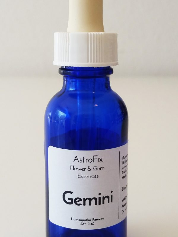 gemini flower essence
