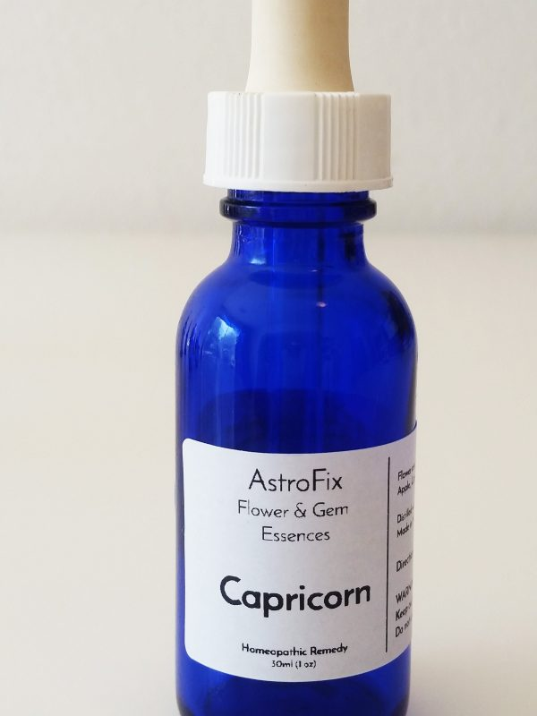 capricorn flower essence
