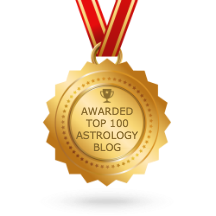 Top 100 Astrology Blog