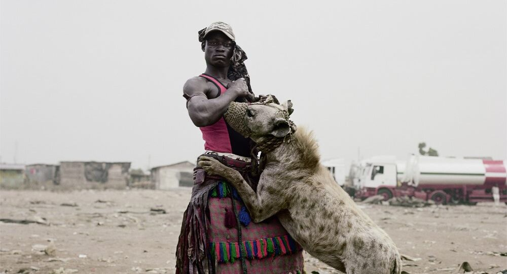 Photo by Pieter Hugo from The Hyena & Other Men series