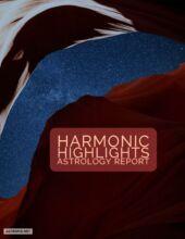 ASTROFIX Harmonic Highlights Astrology Report