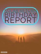 ASTROFIX SOLAR RETURN BIRTHDAY ASTROLOGY REPORT