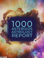 AstroFix 1000 Asteroids Astrology Report image