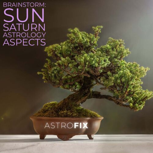 AstroFix Brainstorm_ Sun-Saturn Astrology Aspects