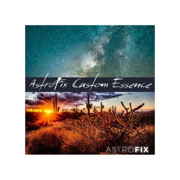 AstroFix Custom Astrology Flower and Gem Essence