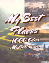 AstroFix My Best Places - Multi-Region Image