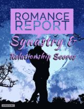 AstroFix ROMANCE REPORT - Synastry and relationship scores product image