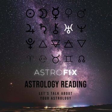 astrofix astrology reading report cover