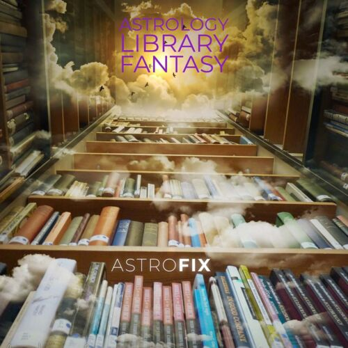 Astrology Library Fantasy