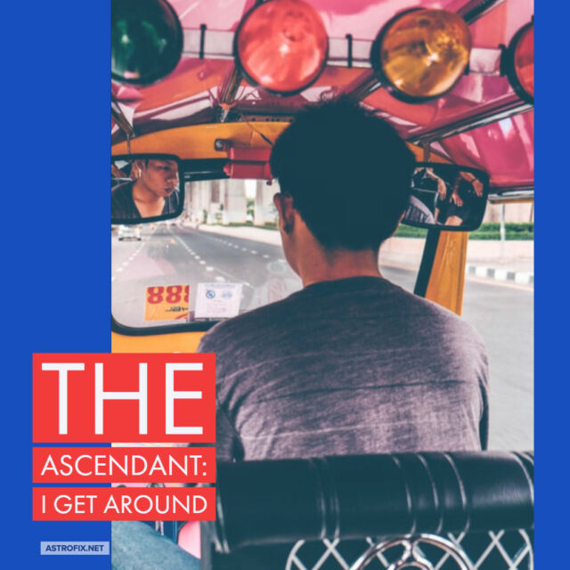 The Ascendant_ I Get Around