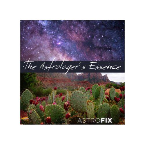 The Astrologer's Flower Essence AstroFix.net Astrology