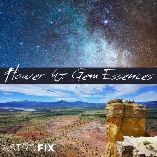 AstroFix Flower and Gem Essences for Astrology