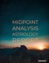 AstroFix Midpoint Weighting Analysis Astrology Report cover
