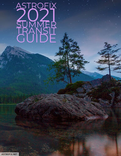 AstroFix Summer 2021 Transit Guide cover