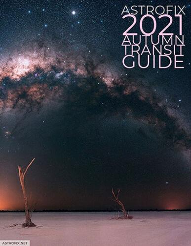AstroFix Fall 2021 Transit Guide FREEBIE