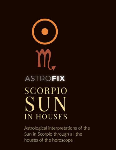 AstroFix Scorpio Sun in Houses eBook_10-15-2021_cover